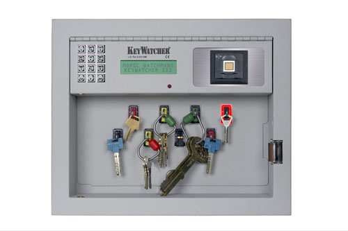 KeyWatcher Electronic Key Control from Genesis Resource