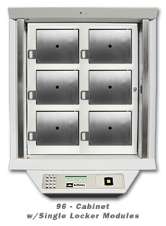 Locker KeyWatcher system