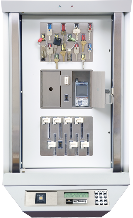 3 Module KeyWatcher Key Cabinet