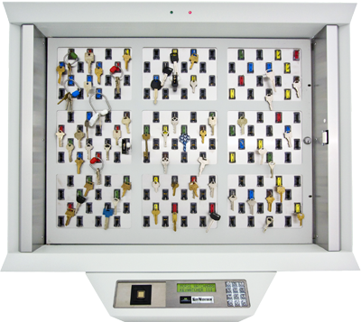 9 Module KeyWatcher Key Cabinet
