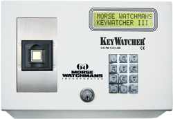 9KeyWatcher Enrollment Station