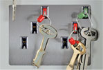 6 Location KeyWatcher cabinet module for Folger Adams sets